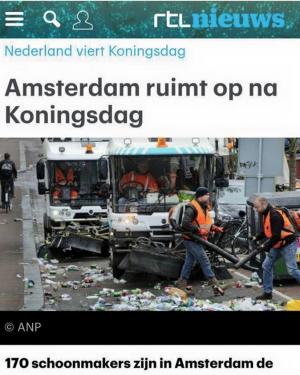Bakker veeg service RTL nieuws